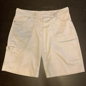 N.W.D Bermeuda Beige Shorts -Size 12